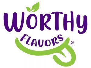 Worthy Flavors Logo