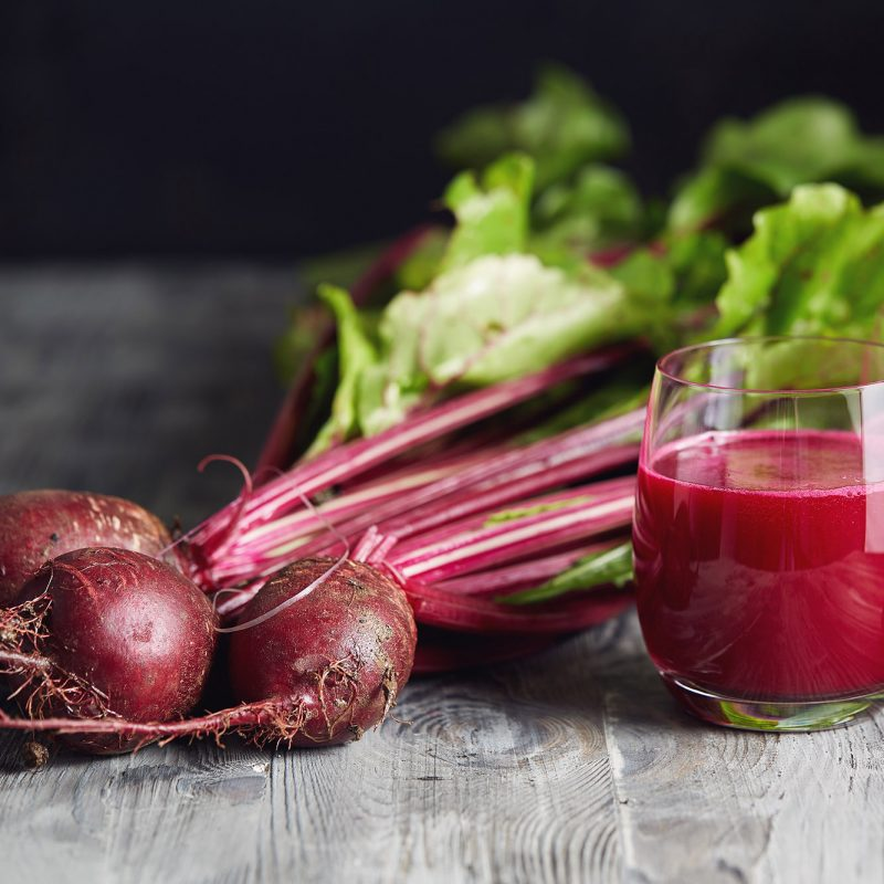 Beet and Juice