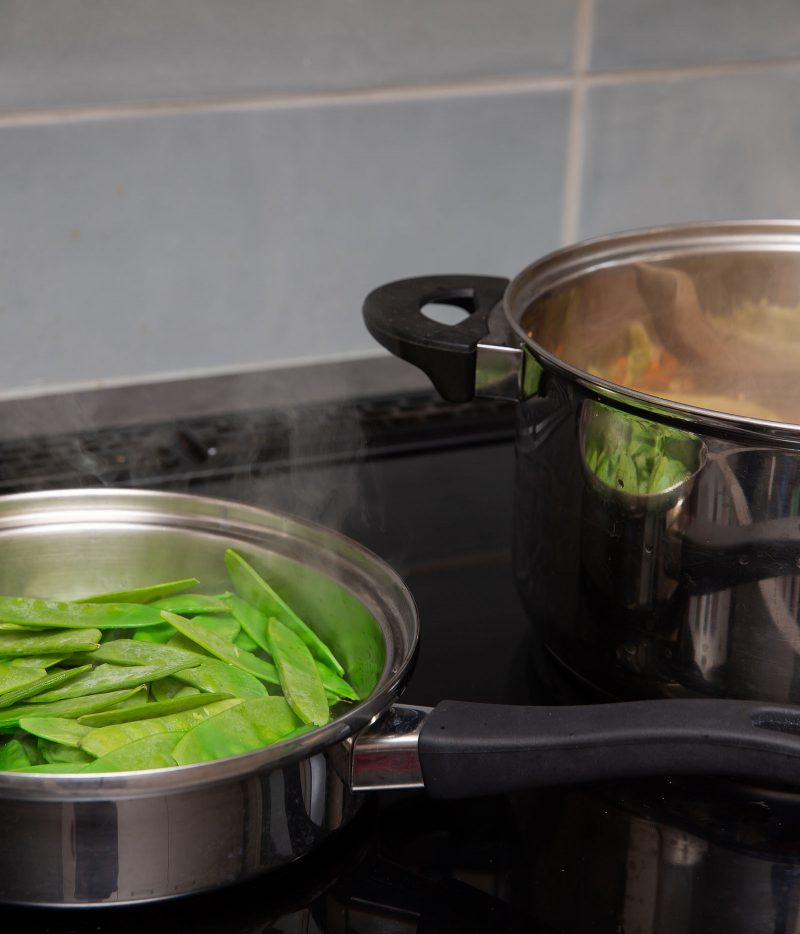 How and Why to Blanche vegetables