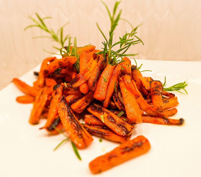 Rosemary Carrots