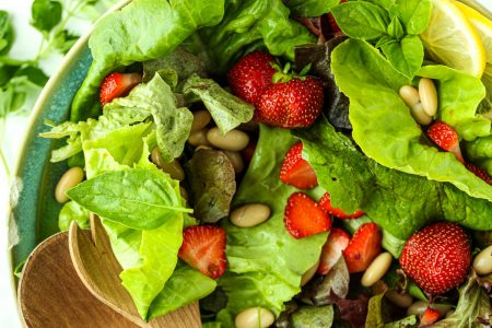 Lemony White Bean Salad
