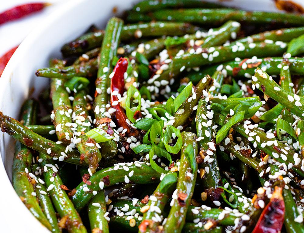 Chili Green Beans